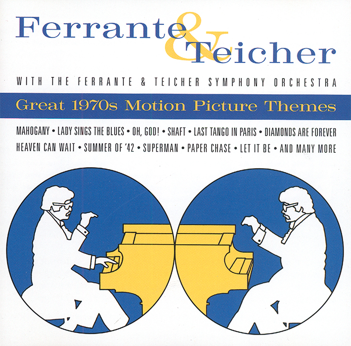 Ferrante Amp Teicher Album Great 1970s Motion Picture Themes