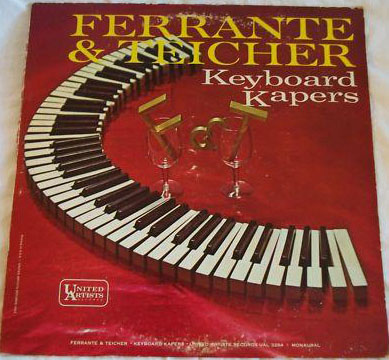 Ferrante & Teicher: Keyboard Kapers