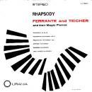 Ferrante & Teicher: Rhapsody  (Urania)
