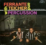 Ferrante & Teicher: Ferrante and Teicher with Percussion  (ABC/Paramount)