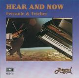 Ferrante & Teicher: Hear and Now  ()