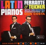 Ferrante & Teicher: Latin Pianos  (United Artists)