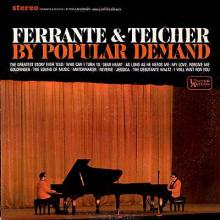 Ferrante & Teicher: By Popular Demand  (United Artists)