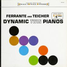 Ferrante & Teicher: Dynamic Twin Pianos (Keyboard Kapers)  (United Artists)