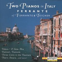 Ferrante & Teicher: Two Pianos in Italy ()