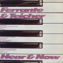 Ferrante & Teicher: Hear & Now  (United Artists)