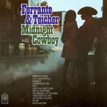 Ferrante & Teicher: Midnight Cowboy  (United Artists)