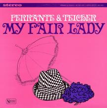 Ferrante & Teicher: My Fair Lady  (United Artists)