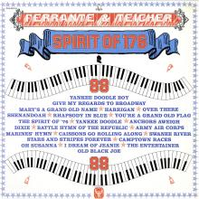 "Ferrante & Teicher: Spirit Of ""176""  (United Artists)"
