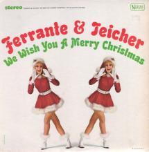 Ferrante & Teicher: We Wish You a Merry Christmas  (United Artists)