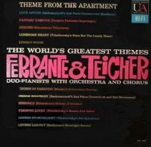 Ferrante & Teicher: The World's Greatest Themes  (United Artists)